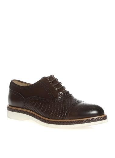 Divarese Divarese 28289691 Erkek Deri Günlük Ayakkabı Kahve